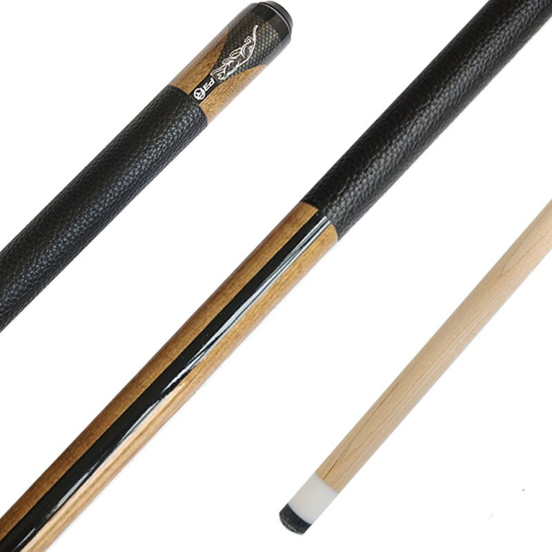 3142 2-Piece Pool Cue Pool Stick Ergonomic Design Hardwood Canadian Maple Billiard Cue Hard Le Pro Tip 10mm 11.5mm 13mm Tip