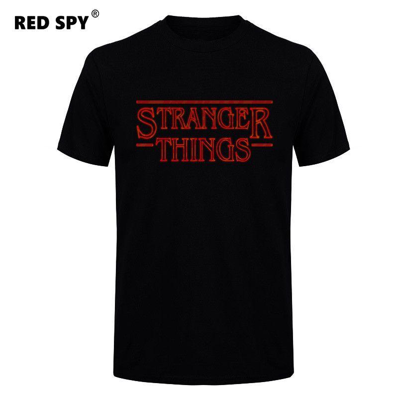 mens t shirts fashion 2017,Stranger Things Men T Shirt 2017 Cotton Short Sleeve Men Fashion Shirt Tops Tees Men's T-shirt