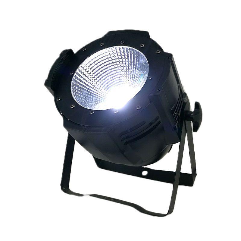 4pcs/lot LED Par 200W COB Lights RGBW 4in1 aluminum alloy Quad Stage Lighting Effect Disco Nightclub professional stage & dj
