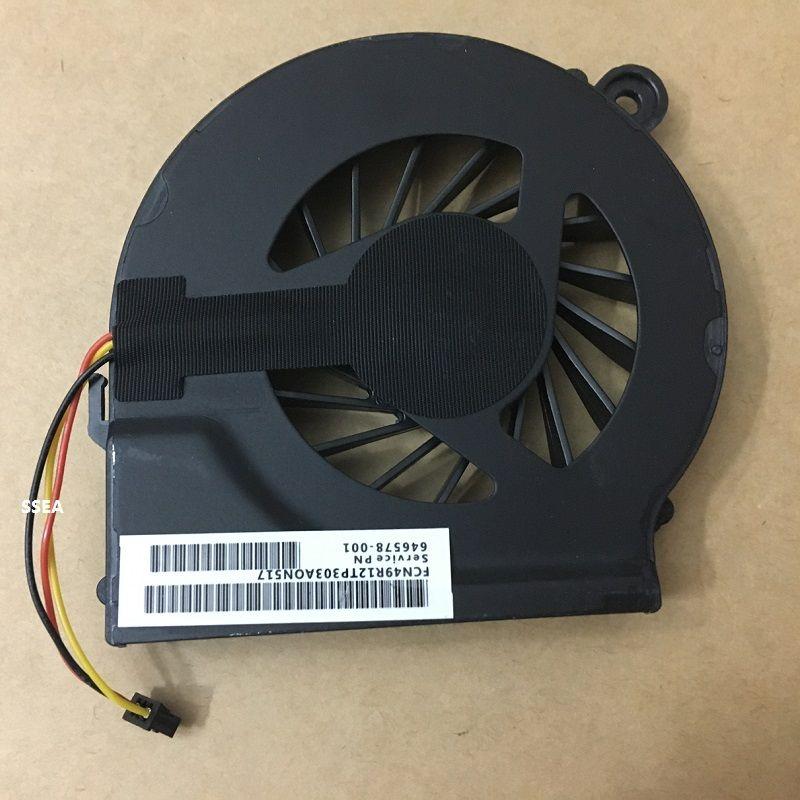 SSEA Nouveau CPU Cooling Fan pour HP Compaq Presario G42 G62 Compaq CQ56 G56 G62 CQ42 CQ62 CQ42-100 CQ42-200 G4-1010US