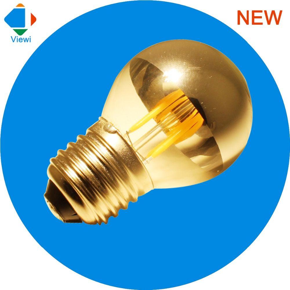 6x ampoule led ampoule E27 ombre gradateur lumières 4 W 110 v 220 v bureau lampe murale éclairage dimmable filament ampoules 2700 K
