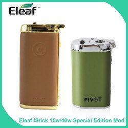 Оригинал Eleaf iStick 40 Вт специальное издание Mod 2600 мАч iStick 15 Вт специальное издание Mod 1050 мАч vs iStick TC 40 Вт/istick tria e-cig