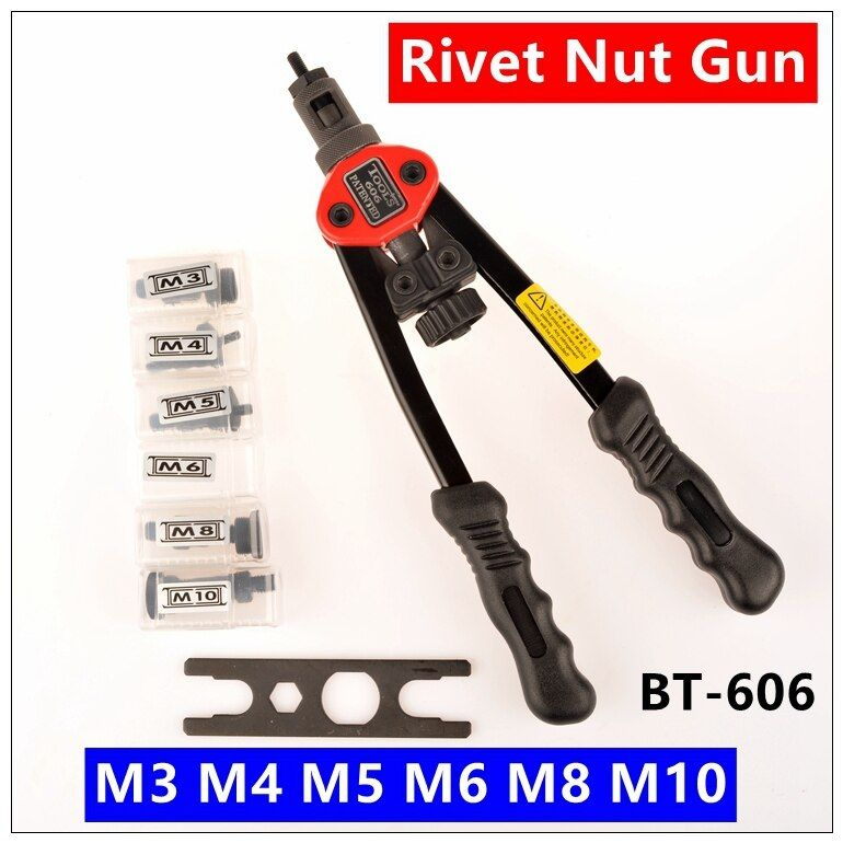MXITA Riveter Nut Gun 12