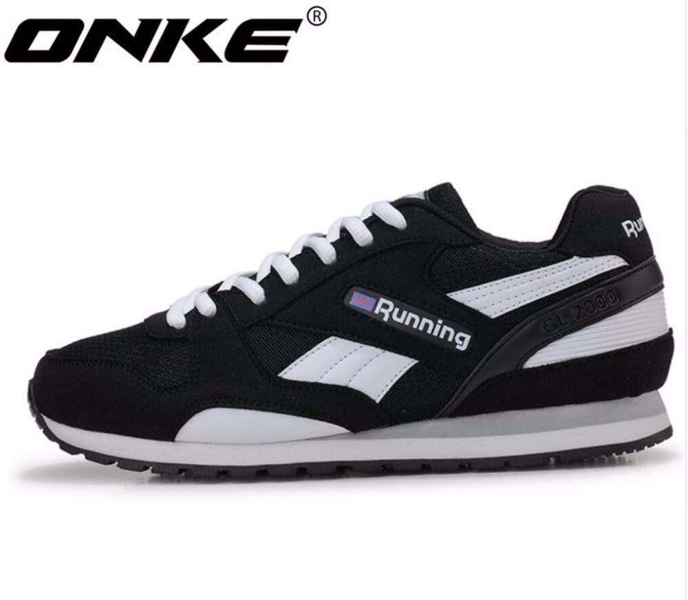 ONKE New listing hot sales Spring and Autumn Breathable Unisex women sports shoes running Light end sneakers lovers shoes 798-5