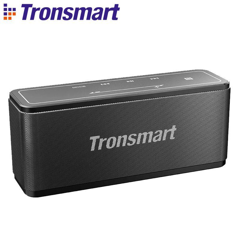 Tronsmart Element Mega Bluetooth Lautsprecher 40 watt Output Outdoor Tragbare Drahtlose Lautsprecher 3D Digital Sound für Smartphones