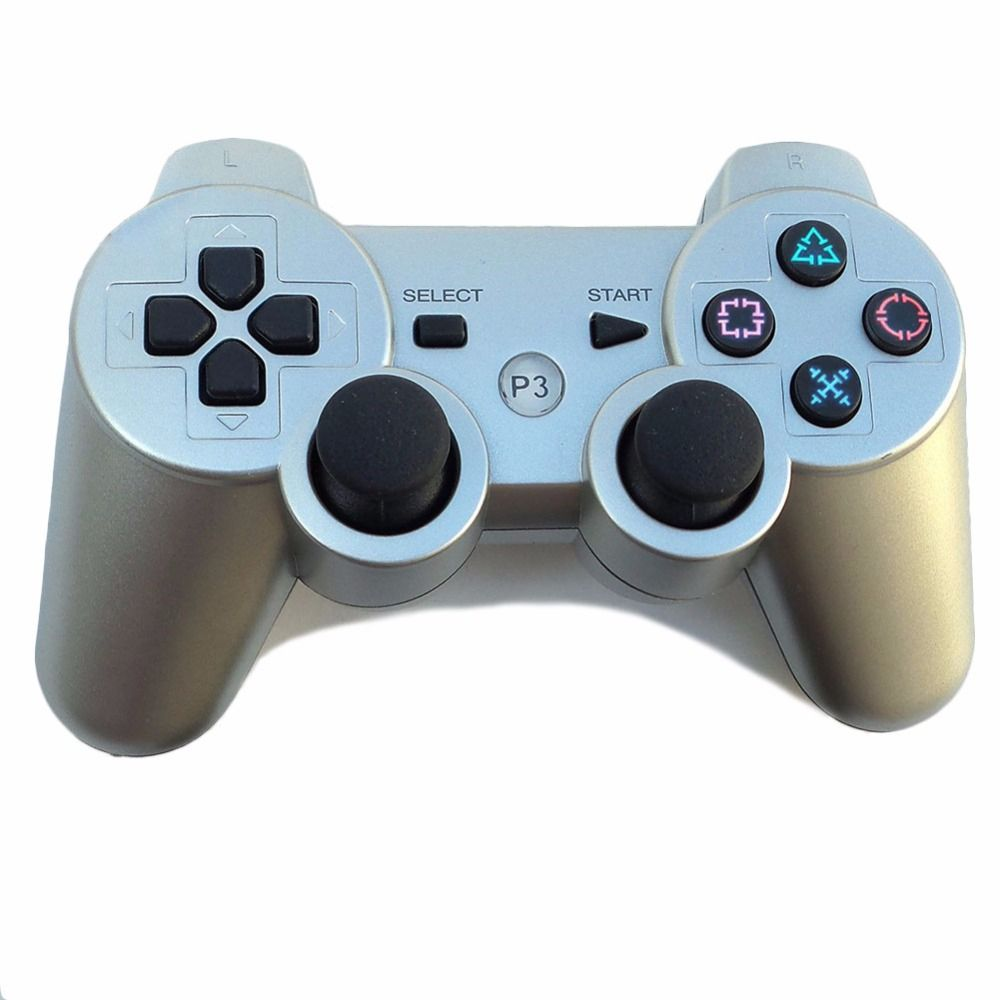 11 Colors 2.4GHz Wireless Bluetooth Game Controller For PS3 SIXAXIS Controle Joystick Gamepad Top Sell