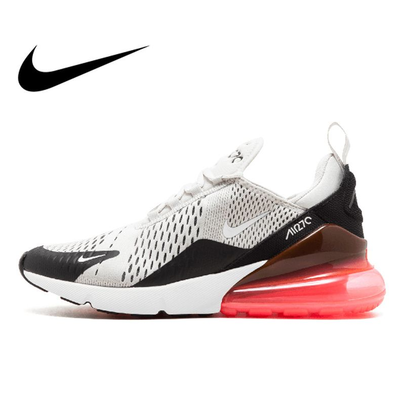 Original Authentic Nike Air Max 270 Mens Running Shoes Sneakers Sport Outdoor Comfortable Breathable Good Quality AH8050