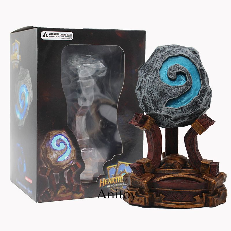 Hearthstone Lights PVC Action Figure Collectible Model Toy 18cm