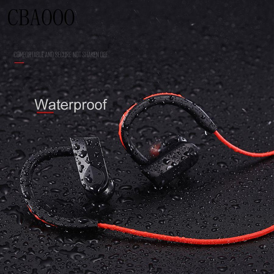 CBAOOO Sport K98 Bluetooth écouteur sans fil Casque bluetooth Casque Auriculares sans fil Casque Casque 7-8 h musique