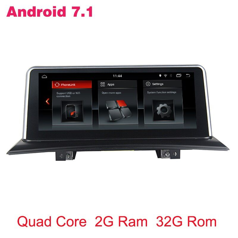 10.25 inch Quad Core Android 7.1 Car radio gps for BMW X3 e83 2004-2010 bluetooth Audio Stereo WIFI mirror link