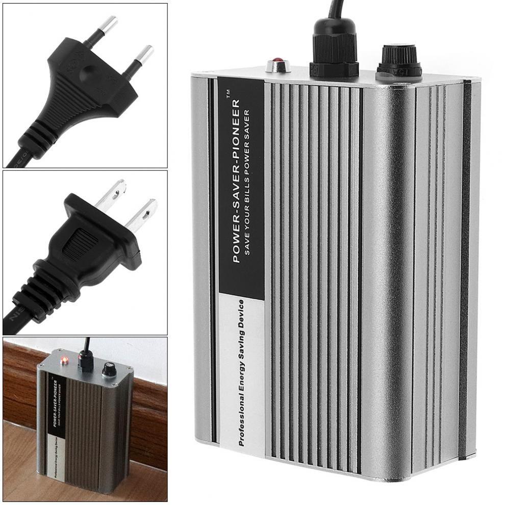 50KW 90-250 V 50 HZ/60 HZ Accueil Chambre Electricity Saving Box Facture D'électricité Tueur jusqu'à 35% NOUS/EU Plug En Option