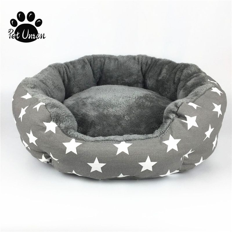 Dog Bed Cat Bed Soft Pet Pad Cushion Pet Mat Dog House Furniture Puppy Blanket Pet Bed Removable <font><b>Pillow</b></font> Small Medium Dogs
