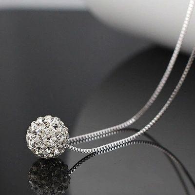 Nouveau 2016 À La Mode Shambhala De Mode À Chaîne Courte 925 En Argent Sterling Colliers pour les Femmes Vente Chaude Bijoux Cadeau