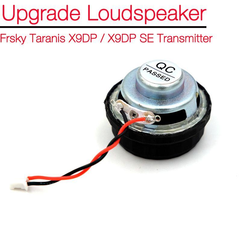 Upgrade Loudspeaker for Frsky Taranis X9DP / X9DP SE Transmitter
