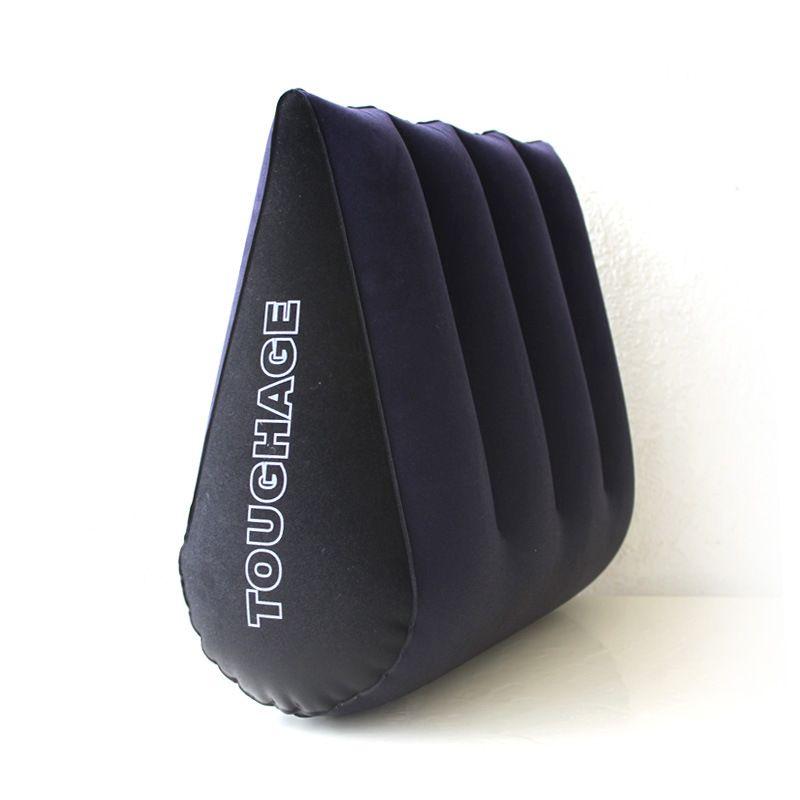 Toughage надувные секс мебель треугольник Секс Подушка эротические Клин секс подушки Oreiller диван взрослых игры секс игрушки для пар