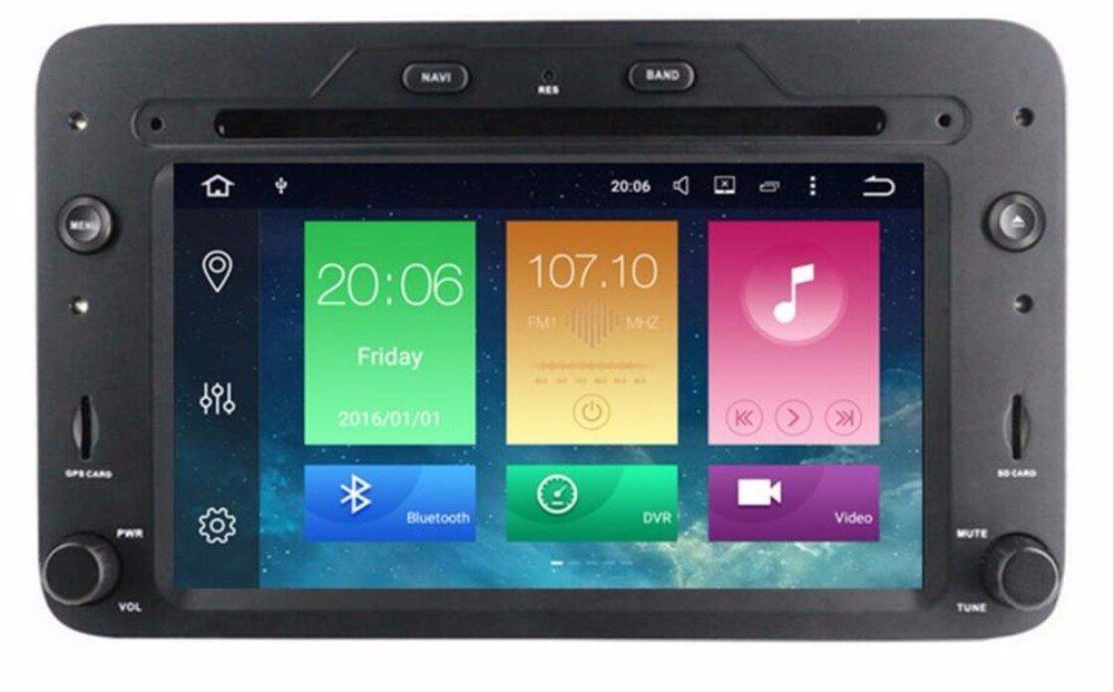 IPS Android 8.0 7.1 RAM 4G Octa 8 core car dvd player For Alfa Romeo 159 Brera 159 Sport wagon GPS auto Radio stereo Bluetooth
