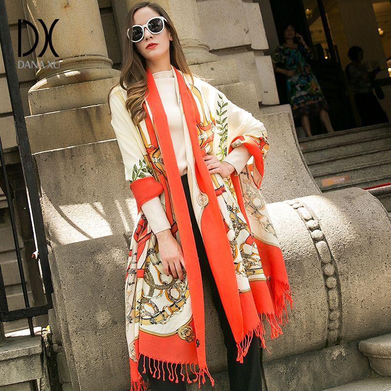 Foulards en laine de mode Foulard de tête pour Femme foulards de Designer automne et hiver Echarpe Foulard Femme femmes écharpe de luxe marque visage bouclier