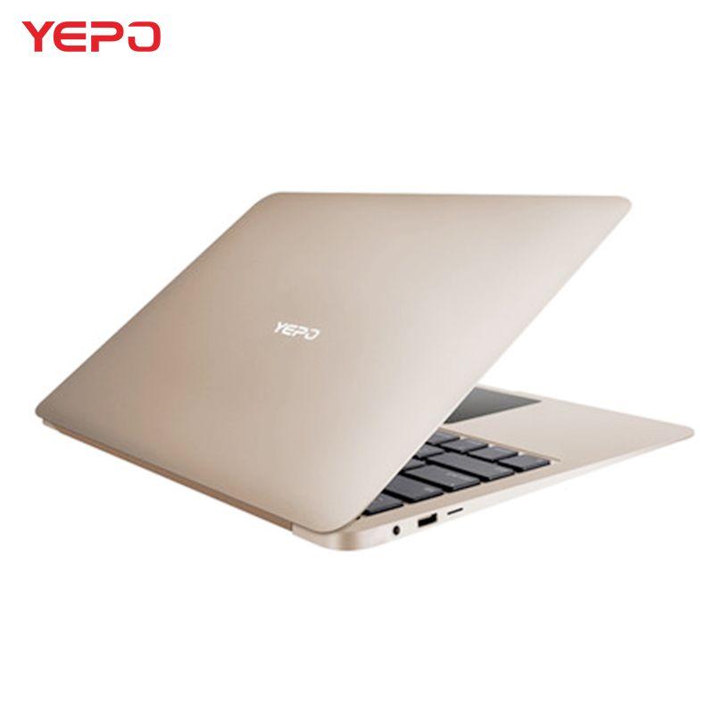 YEPO laptop 13.3 inch Apollo Version Intel Celeron N3450 laptops RAM 6GB DDR3 128GB eMMC notebook Ultrabook with M.2 SATA SSD