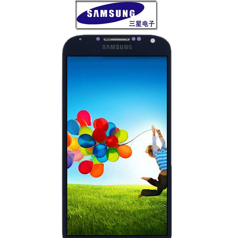 ORIGINAL 5,0 ''AMOLED LCDs Display für SAMSUNG Galaxy S4 LCD GT-i9505 i9500 i9505 i9506 i337 Touchscreen Digitizer