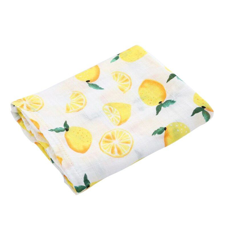Cotton Baby Blanket Soft Multi-functional Muslin Baby Blankets Bedding Infant Swaddle Towel For Newborn Swaddle Blanket