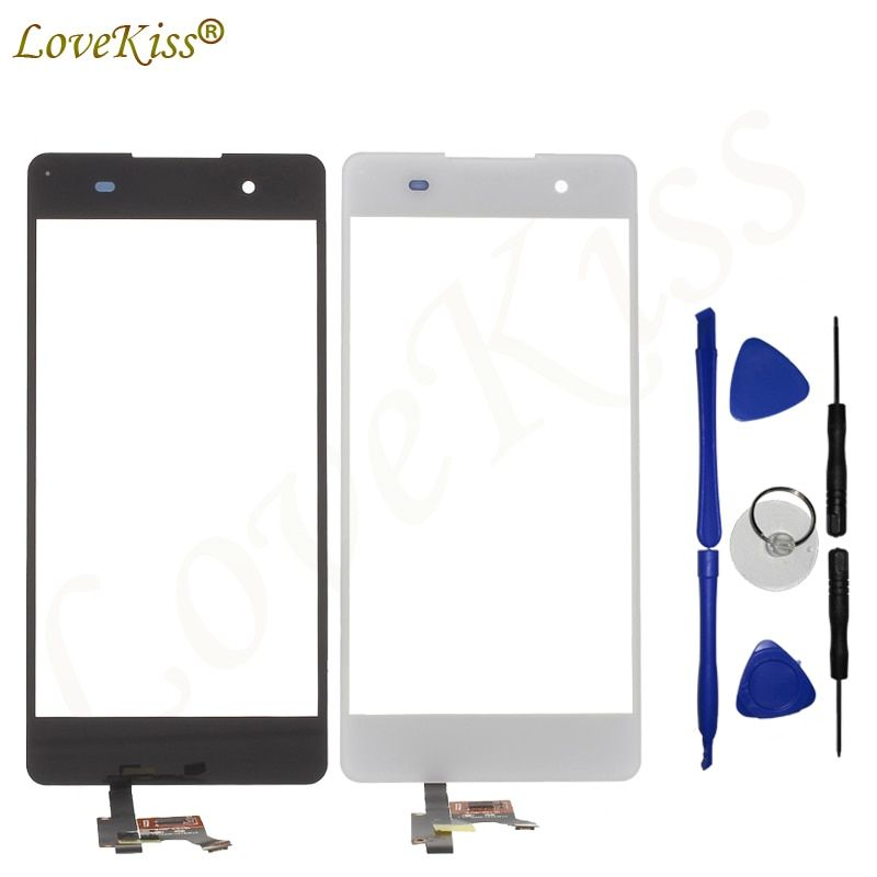 Lovekiss Touch Screen Sensor For Sony Xperia E5 F3311 F3313 Touchscreen LCD Display Digitizer Front Panel Glass Replacement