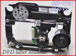 SOH DL6FV3 laser head CMS-S76C for DVD Laser head SOH-DL6FV3 with plastic mechanism motor turntable with lock CMS S76C