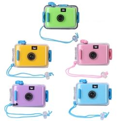 Underwater Waterproof Lomo Camera Mini Cute 35mm Film With Housing Case New