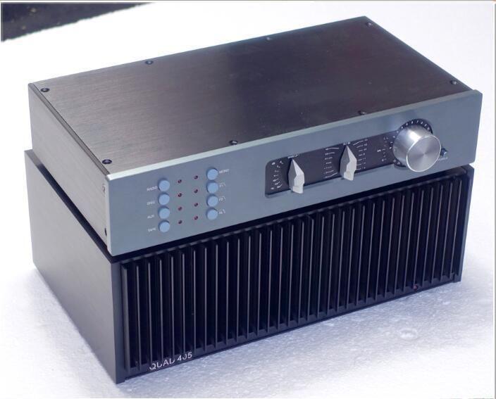 Neue Fertig Klon Klassisches QUAD405 Leistungsverstärker + QUAD34 Vorverstärker