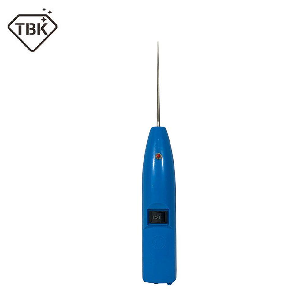 100% Original TBK TBK-007 OCA Kleber Sauber Maschine Profi UV Kleber Klebstoff Entfernen Sauber Werkzeug Für iphone samsung LCD Bildschirm