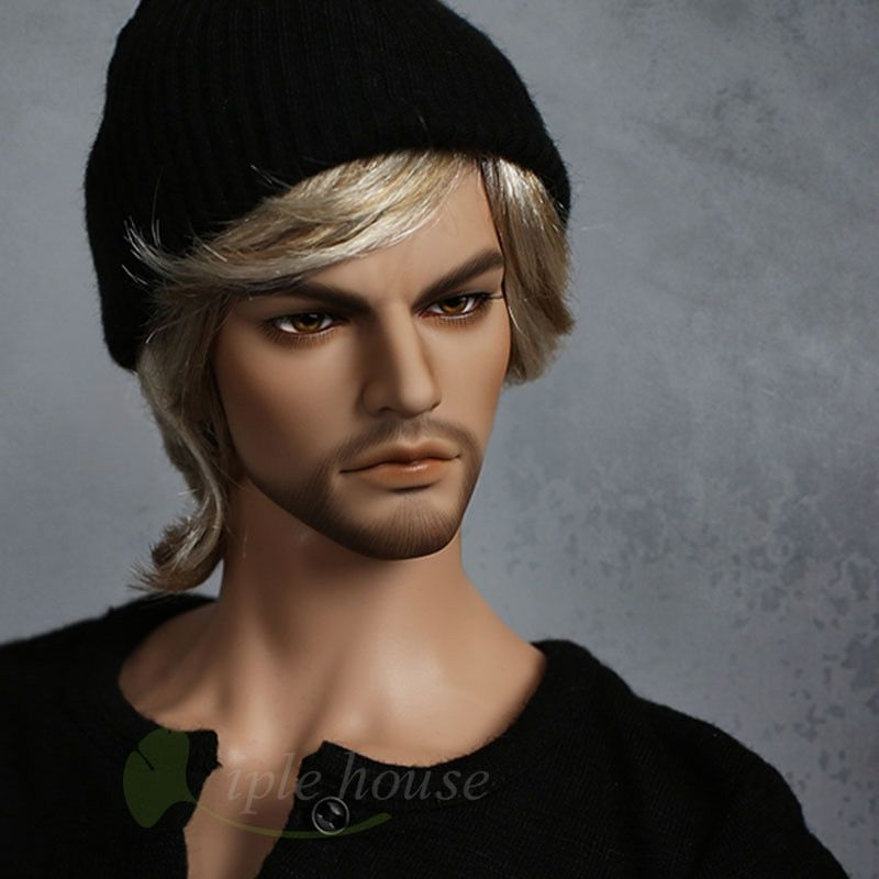 New Iplehouse IP Fid Dexter bjd sd doll 1/4 body model reborn boys High Quality resin toys free eyes shop soom