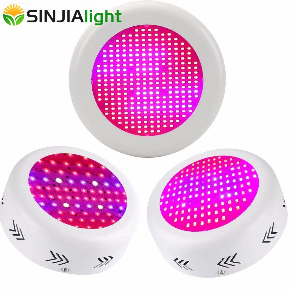 130 W 150 W 216 W 300 W UFO LED Wachsen Licht Gesamte Spektrum Pflanze Lampe UV Wachsen Lampe LED beleuchtung für Blumen Hydrokultur Gewächshaus