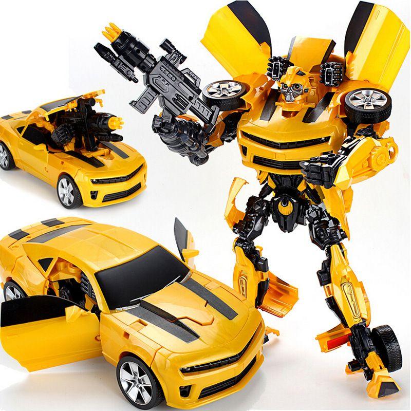 Hot sale 42cm Robocar Transformation <font><b>Robots</b></font> Car model Classic Toys Action Figure Gifts For Children boy toys Music car model