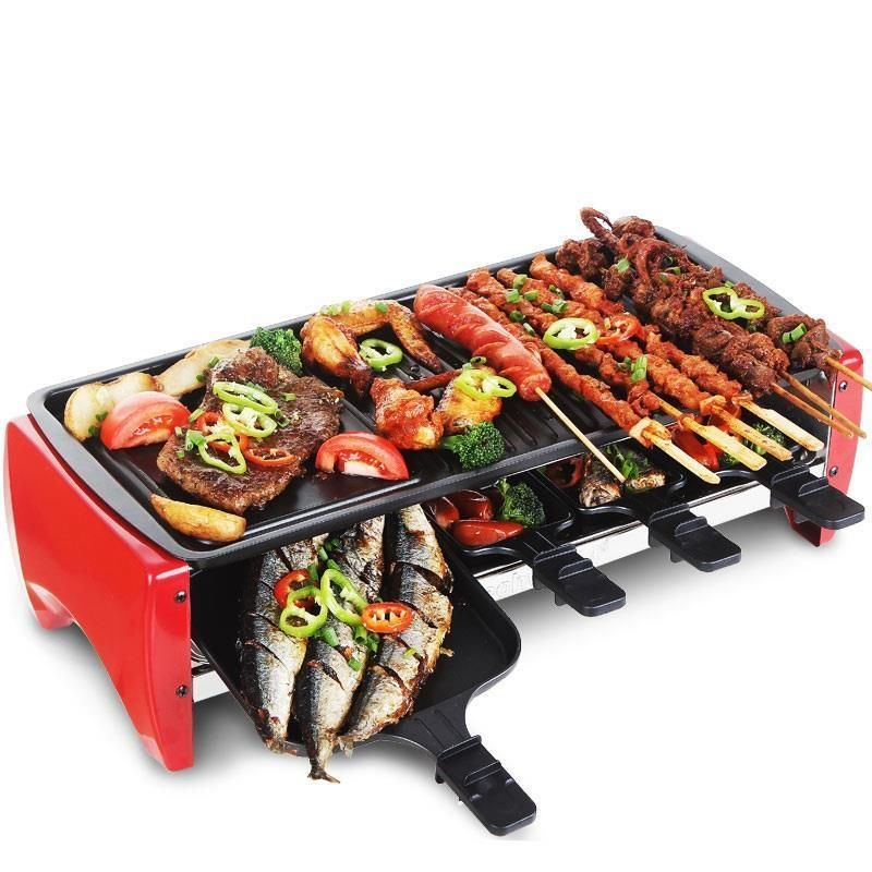 roast korean household fish kebab cooking kitchen meat bbq grill machine baking pan oven roaster bakeware barbecue tool