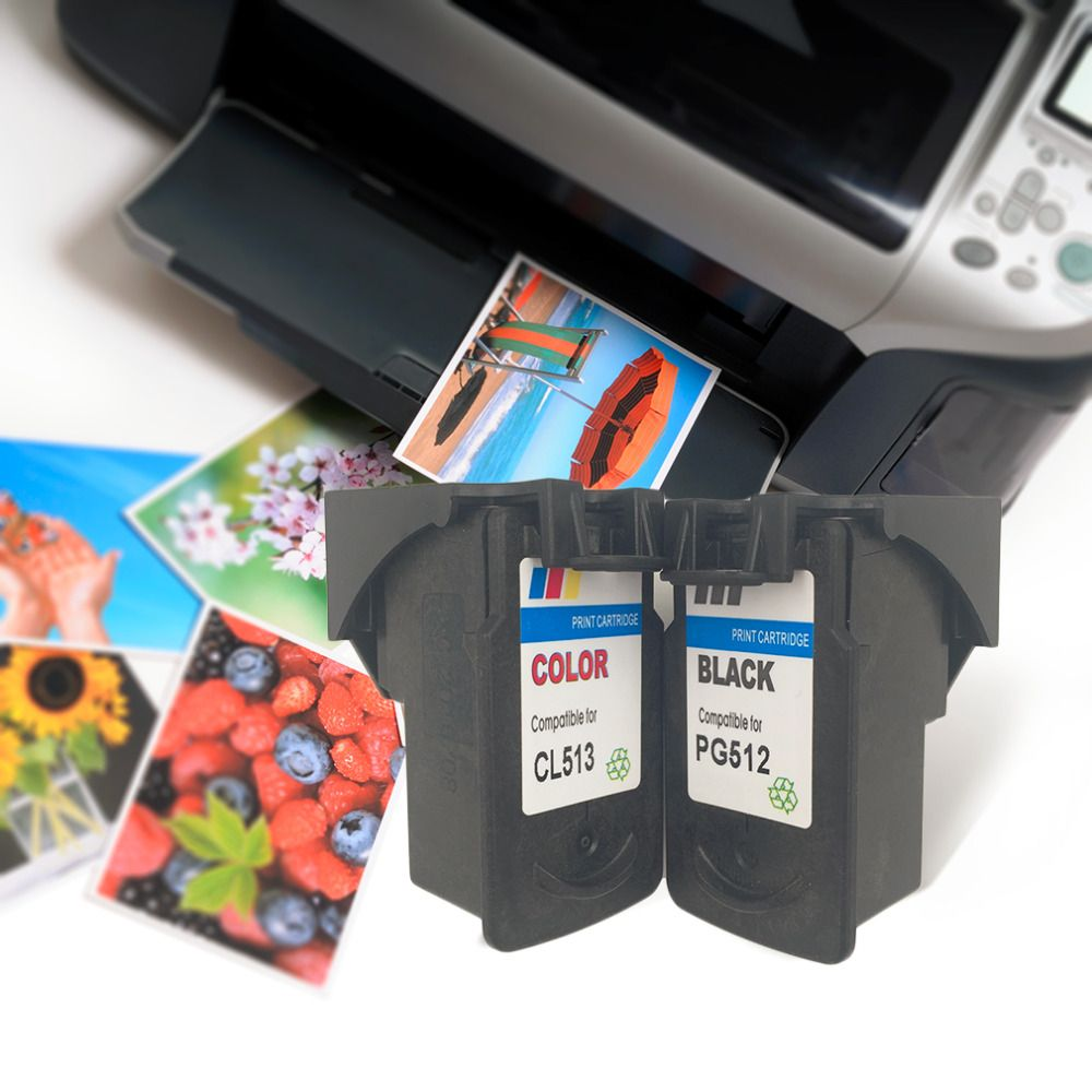 Universal PG-CL-513 CL513 PG512 PG 512 CL 513 Ink Cartridges For Canon Pixma iP2700 MP230 2702 240 250 252 260 270 272 280