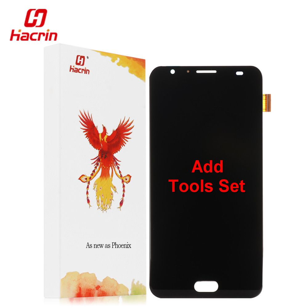 LCD Display 5.5 inch + Touch Screen + Tools Premium FHD Digitizer Assembly Replacement For Ulefone Power 2 Phone