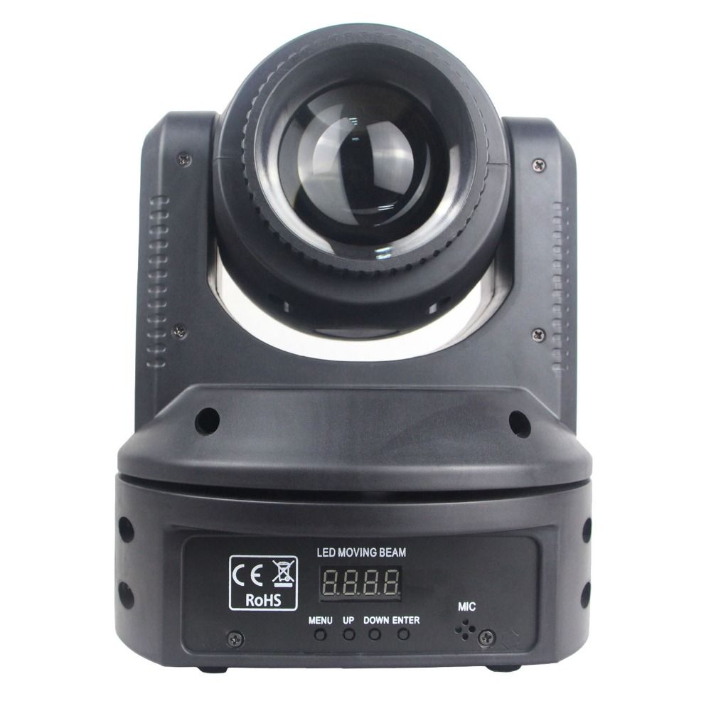 LED Stage Lighting Equipment 60W LED moving head beam with gobo