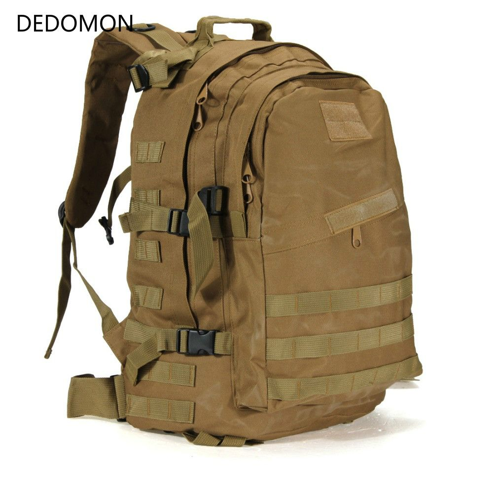 40L 3D Outdoor Sport Military <font><b>Tactical</b></font> climbing mountaineering Backpack Camping Hiking Trekking Rucksack Travel outdoor Bag