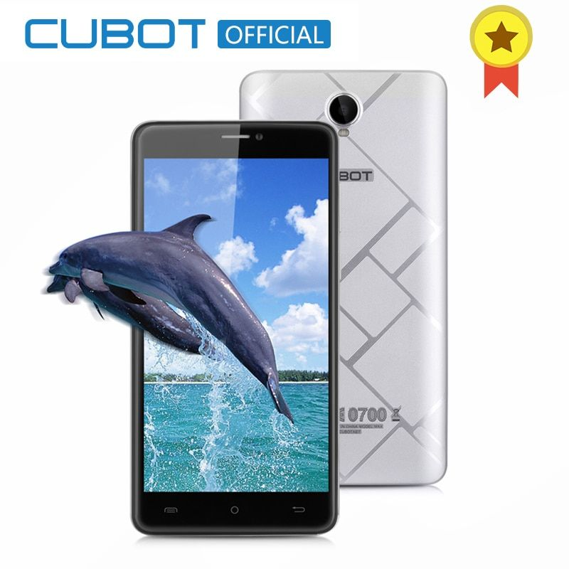 Cubot Max 6.0 Inch HD Screen 4100mAh Smartphone 3GB RAM 32GB ROM Cell Phone MTK6753A Octa Core Android 6.0 Mobile Phone