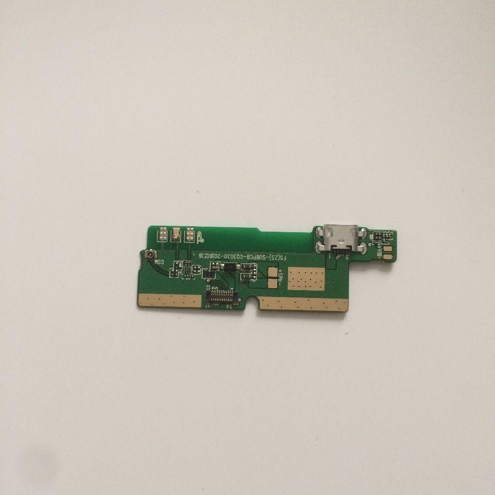 Nouveau Remplacement USB Carte de Charge de Prise + Mic Microphone Pour Ulefone Métal MTK6753 Octa Core 5.0 Pouce 1280x720 livraison Gratuite