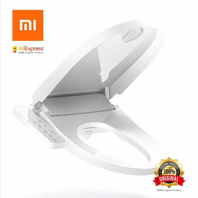 Xiaomi D'origine Couvercle De Toilette Intelligente Thermostatique D'eau Chauffage Ménage Automatique Fréquence Stérilisé Désodorisée