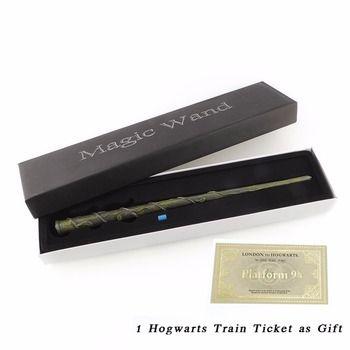 LED Hermine Granger Zauberstab/Cosplay Harry Potter Zaubertrick mit licht/Harry Potter Varitas leuchten im Dunkeln leuchten spielzeug