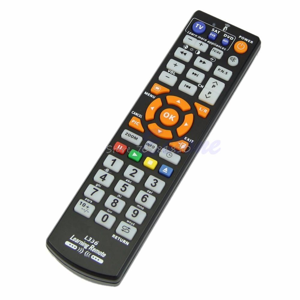 Universal Smart Fernbedienung Controller Mit Lernfunktion Für TV CBL DVD SAT Z09 Drop ship