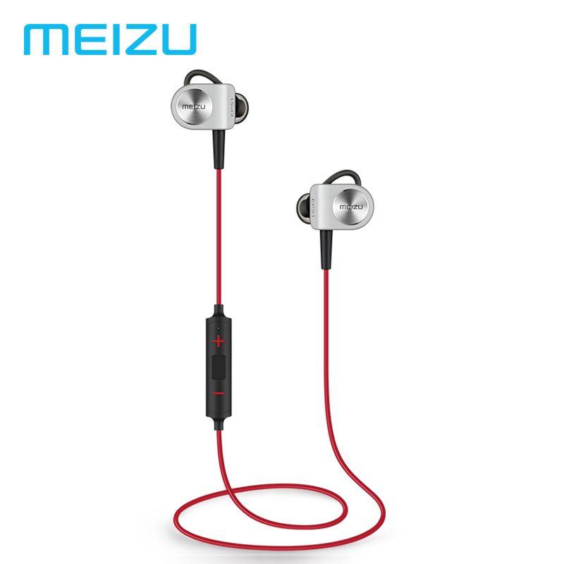 D'origine Meizu EP51 Sans Fil Écouteurs Bluetooth Écouteurs Casque In-Ear Écouteurs Apt-X Stéréo Étanche Sport Avec Microphone