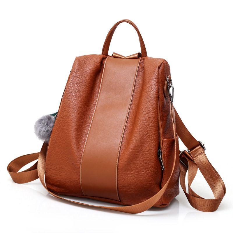 Anti-vol conception femmes sac à dos sac à main décontracté femmes sac à dos femme sac à dos de haute qualité femmes sacs à bandoulière mochila feminina