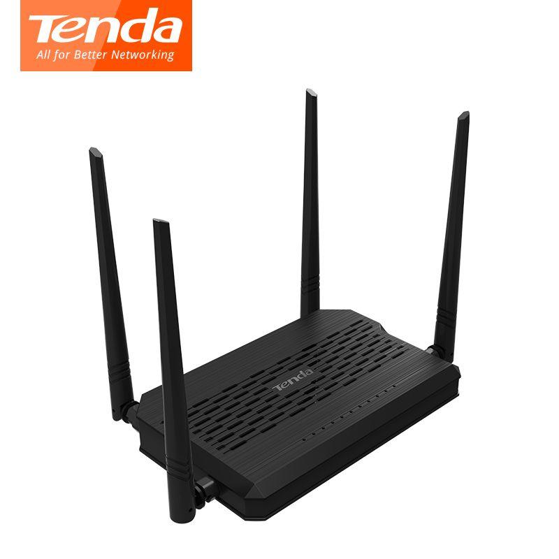 Tenda D305 wireless router ADSL2 + Modem router WIFI Router Englisch Firmware 300 Mt WIFI Router mit USB 2.0 Port