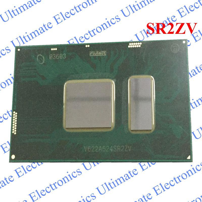ELECYINGFO Refurbished SR2ZV I7-7500U SR2ZV I7 7500U BGA chip tested 100% work and good quality