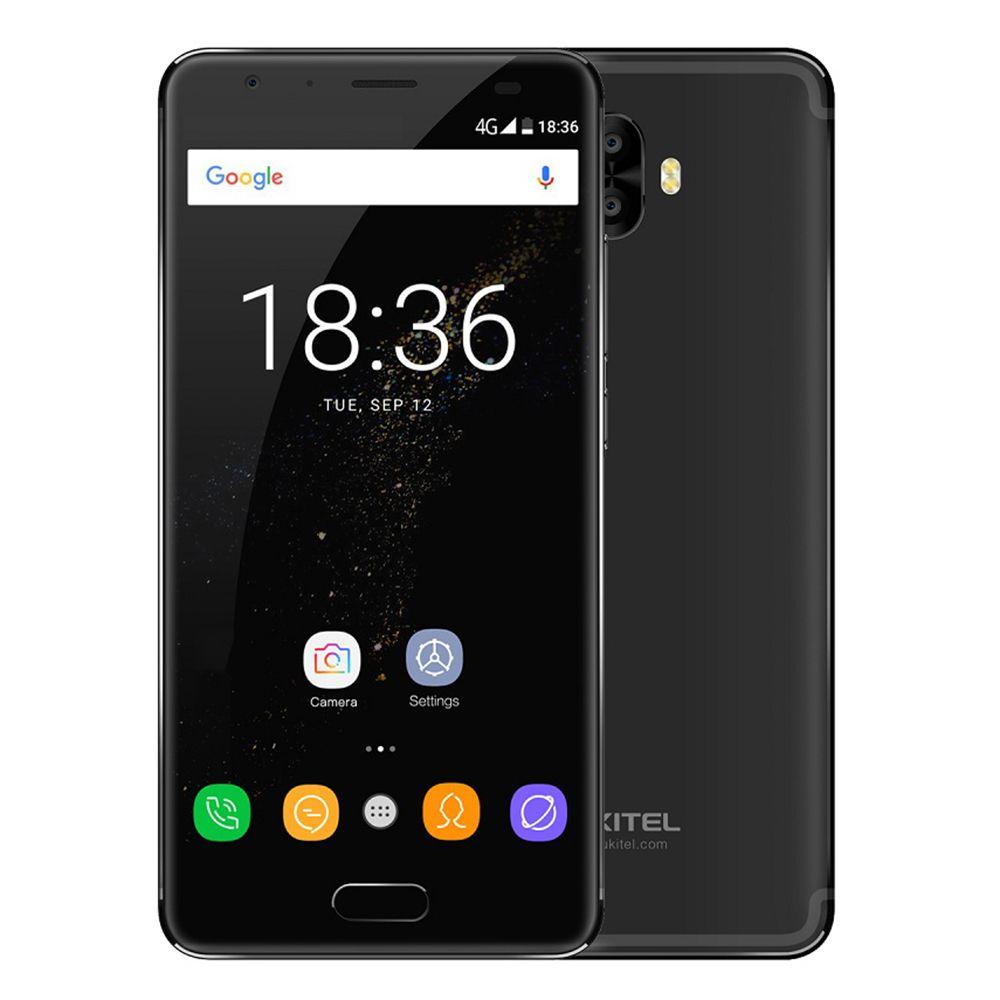 OUKITEL K8000 4G Phablet Smartphone Android 7.0 5.5 Inch MTK6750T Octa Core 4GB RAM 64GB ROM 8000mAh 13.0MP 16.0MP Rear Cameras