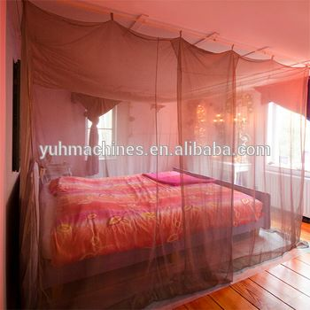 Square Mosquito Net Bed Canopy 007