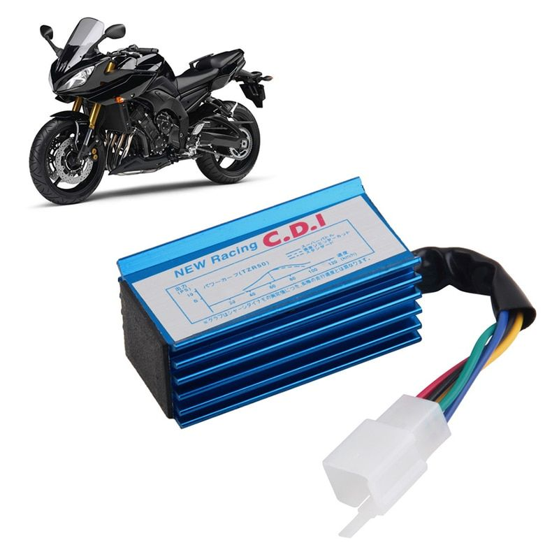 1Piece Performance 5 Pin Racing CDI Box Ignition Coil Motorcycle Performance Accessories for HONDA XR50 CRF50 50 70 90 110 125cc