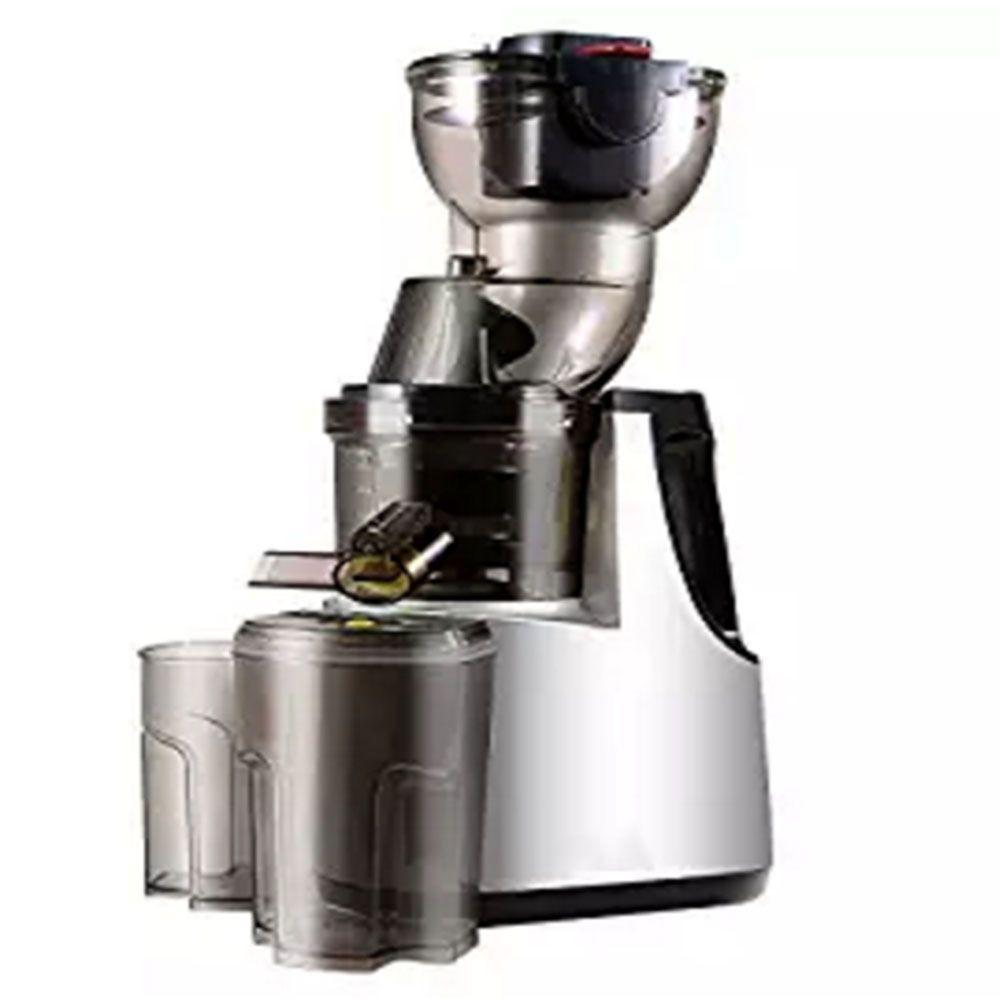 250 Watt Vertikale Kauen Entsafter 37 RPMs Breite Rutsche Anti-Oxidation Entsafter Obst Gemüse Küchengeräte